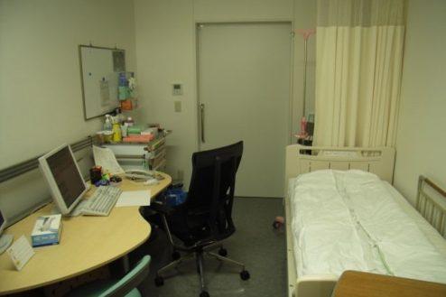 9.病院2|診察室
