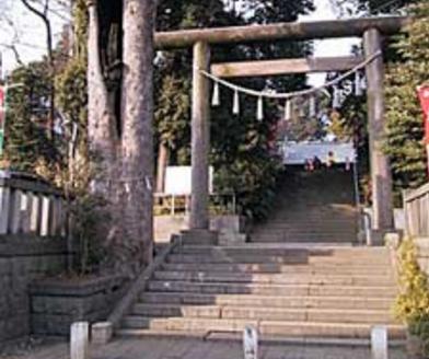 6.神社|鳥居