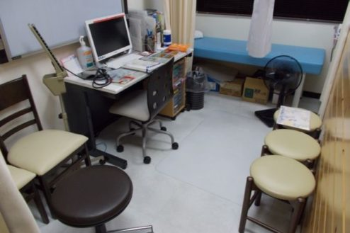 D病院5|診察室