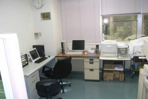8.病院3|診察室