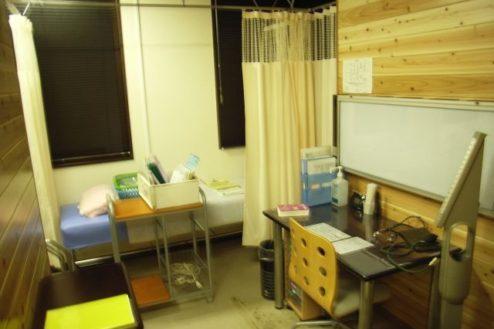 3.病院5|診察室