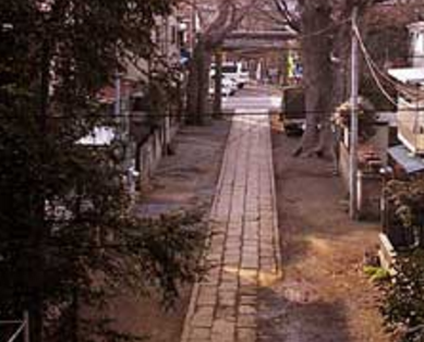 3.神社|参道