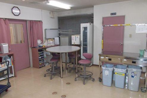 13.病院1|ナースステーション