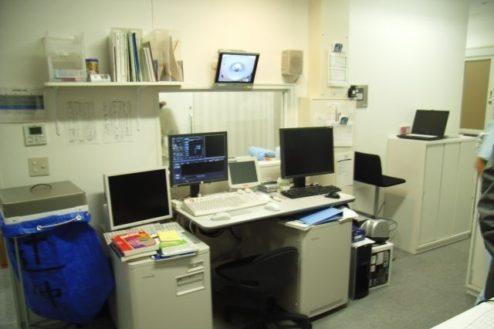 N病院2 CT室