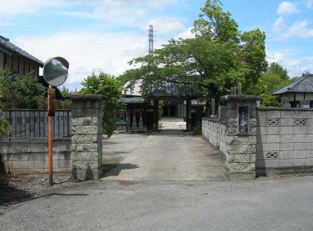 11.寺|門