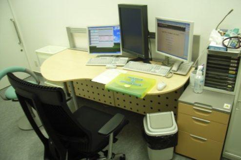 L病院2 診察室