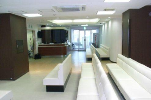 7.病院5|ロビー・受付・待合室