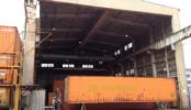 コンテナヤード2|作業場・横浜市
