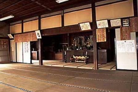 D日高市のお寺|お堂内・和室