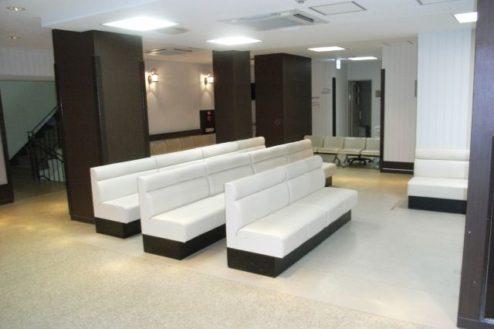 L病院5|ロビー・待合室