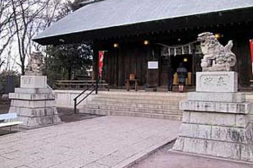 J神社|社殿