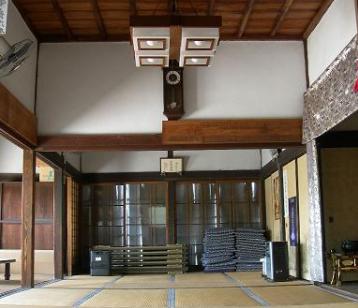2.寺|お堂内