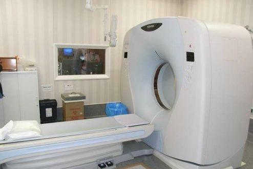 M病院2 CT室