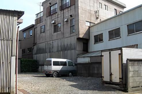 8.自動車整備工場|工場外観