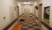病院5|都内23区|待合室・診察室・廊下・受付・ロビー|東京