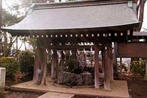 15.神社|手水舎