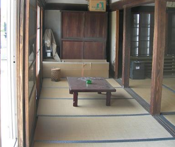 5.寺|お堂内・和室