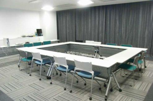 O病院2 会議室