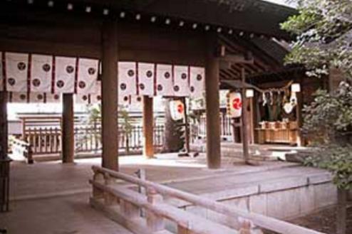1.神社|社殿
