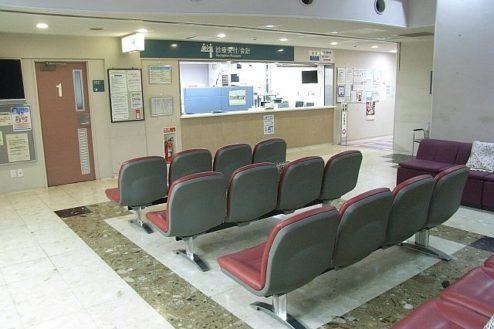 6.病院3|ロビー・受付・待合室