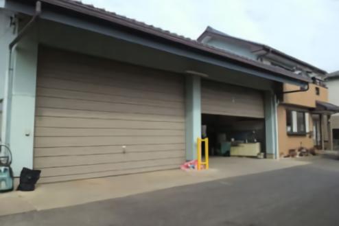 5.中型の倉庫|外観