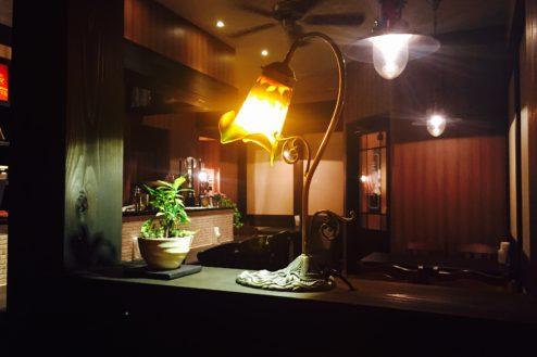 B玉響カフェ(たまゆらかふぇ) 店内・奥の半個室から