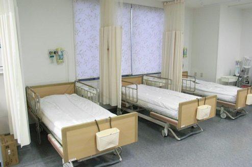 E病院2 リカバリールーム(回復室)