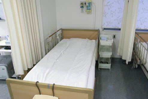 F病院2 リカバリールーム(回復室)