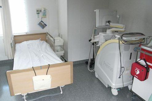 G病院2 リカバリールーム(回復室)
