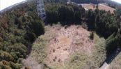 スタジオTOKYOはにわAVENUE|広い土地・穴掘り・ドローン・成田空港