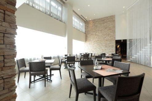 1.ホテルミクラス|カフェ