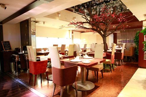 5.レストランSidedoorヒシオ|ホール