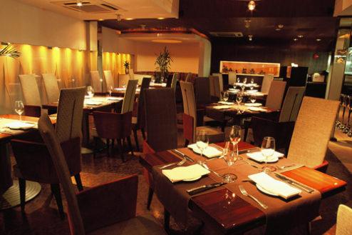 レストランSidedoorヒシオ|高級・バー・キッチン・俯瞰・貸切|東京