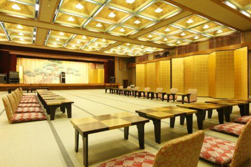 大月ホテル和風館|和室・会議室・宴会場・宿泊・日帰り温泉|熱海