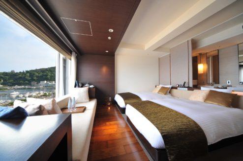 3.ホテルミクラス|オーシャンビュー客室