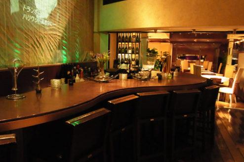 2.レストランSidedoorヒシオ|バー