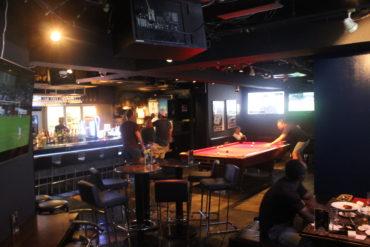 東京スポーツカフェ|バー・海外・ダーツ・ビリヤード・貸切|東京
