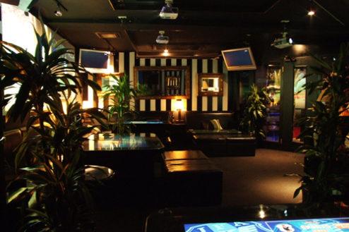 B東京スポーツカフェ|ホール
