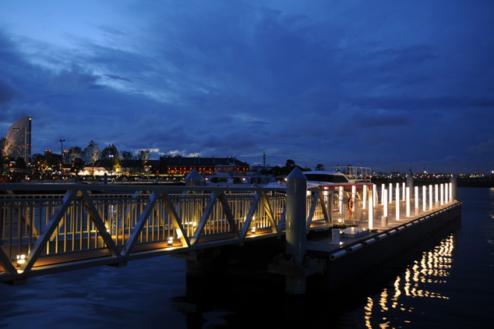 5.埠頭5|桟橋ナイト
