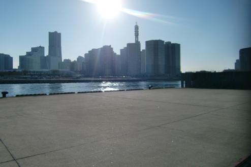 7.埠頭1|広いスペース