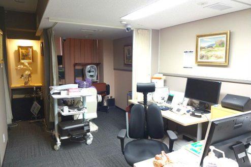 お茶の水駅前クリニック|病院・診察室・治療室・富裕層|東京