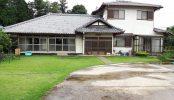城の埼の民家|一軒家・和室・ダイニング・縁側・庭