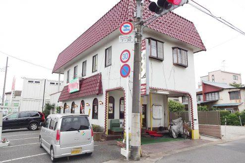 8.街の小さな洋食屋さん|店舗外観