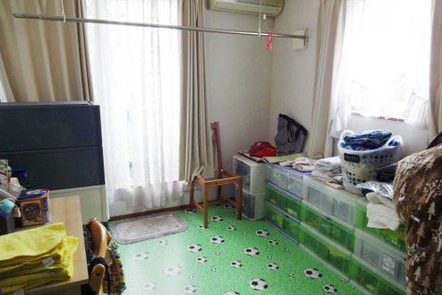 7.一軒家4SLDK+P|洋室