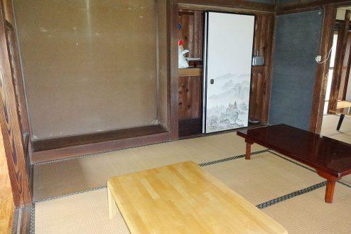 2.城の埼の民家|大広間(和室)