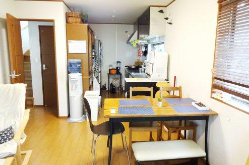 5.一軒家4SLDK+P|ダイニング・キッチン