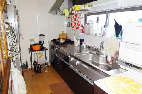 4.一軒家4SLDK+P|キッチン