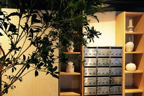 16.cafeイベントスペース|店内・設備