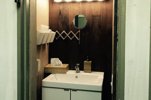 10.cafeイベントスペース|店内・お手洗い