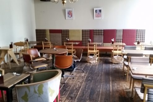 SUZUカフェ銀座店|オシャレ・木の家具・貸切|東京